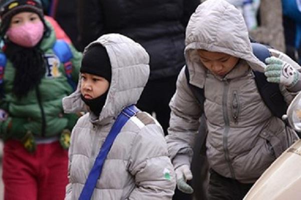 Bộ giáo dục đặc biệt quan taamd dến đời sống giáo dục tại các tỉnh vùng cao khi thời tiết trở nên khắc nghiệt