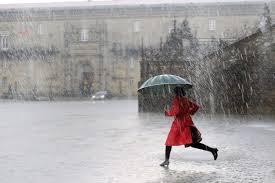 điềm báo mơ thấy mưa
