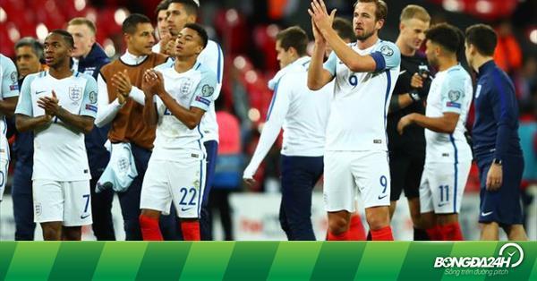 điểm tiêu cực của đội tuyển Anh