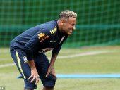 neymar đau đớn khả năng chia tay world cup sớm