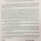 Trường Lương Thế Vinh bị yêu cầu tạo điều kiện cho học sinh rút hồ sơ