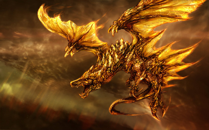 mơ thấy rồng