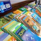 Thêm 5 nhà xuất bản được cấp phép xuất bản in sách giáo khoa
