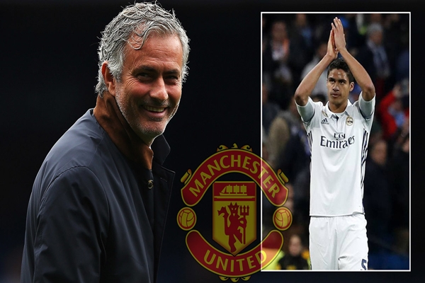 Man Utd mua Varane giá khủng, Chelsea quan tâm Dembele