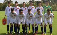 U17 Việt Nam để thua Myanmar trong trận ra quân đầu tiên tại Nhật Bản