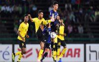 Campuchia thắng Lào 3-1 nhưng vẫn bị loại khỏi AFF CUP 2018