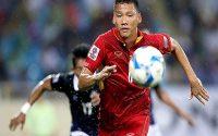 cầu thủ anh đức- Gương mặt cho danh hiệu Chiếc giày Vàng AFF Cup 2018