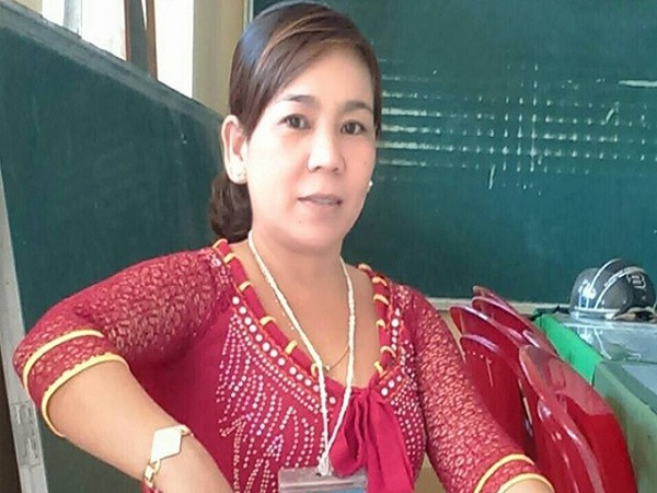 chân dung Giáo viên ở Cà Mau được nhận lại làm