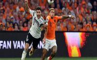 Hà Lan đánh bại đương kim vô địch thế giới Pháp, đẩy Đức xuống hạng