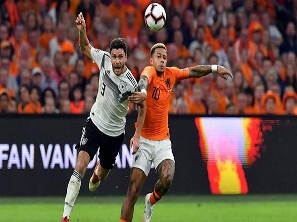 Hà Lan thắng đương kim vô địch thế giới Pháp
