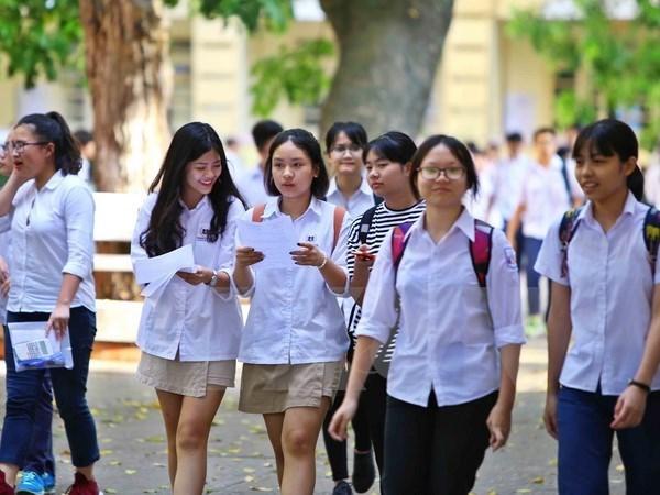 Hà Nội công bố đề thi tham khảo vào lớp 10 năm học 2019-2020