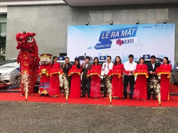 Ra mắt thương hiệu G7 taxi lớn nhất Hà Nội, cạnh tranh với Grab