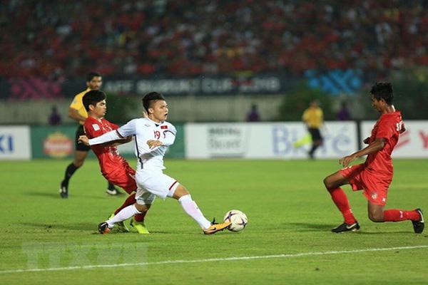 Việt Nam lột xác tại AFF Cup