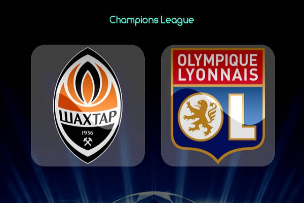 Nhận định Shakhtar Donetsk vs Lyon