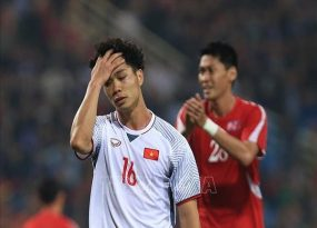 Việt Nam hòa Triều Tiên trong trận giao hữu ASIAN CUP 2019