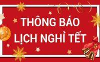 Học sinh Hà Nội được nghỉ 10 ngày Tết Nguyên Đán Kỷ Hợi