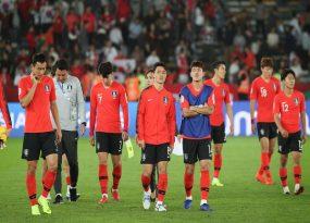 Hàn Quốc bị loại khỏi Asian Cup 2019