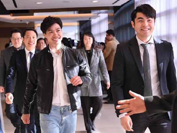 Công Phượng nói gì khi chính thức gia nhập Incheon United?