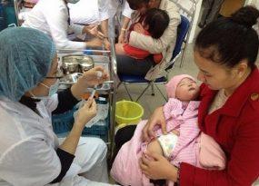 Số ca mắc sởi tại Hà Nội tiếp tục tăng nhanh