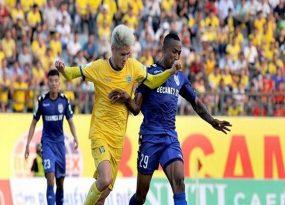 Thanh Hóa cầm hòa Bình Dương trong trận mở màn V-League 1-2019