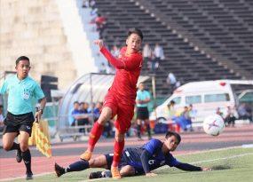 U22 Việt Nam giành hạng 3 giải bóng đá U22 Đông Nam Á