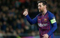Giúp Barca hạ đẹp Lyon, Messi thừa nhận bất ngờ về Ronaldo