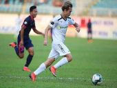 Văn Toàn lập kỷ lục tại V-League