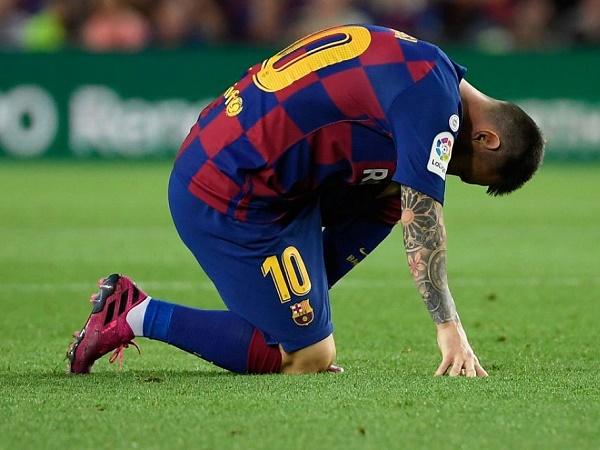 HLV Barca cập nhật tình hình chấn thương của Messi