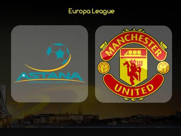 Astana vs Man Utd