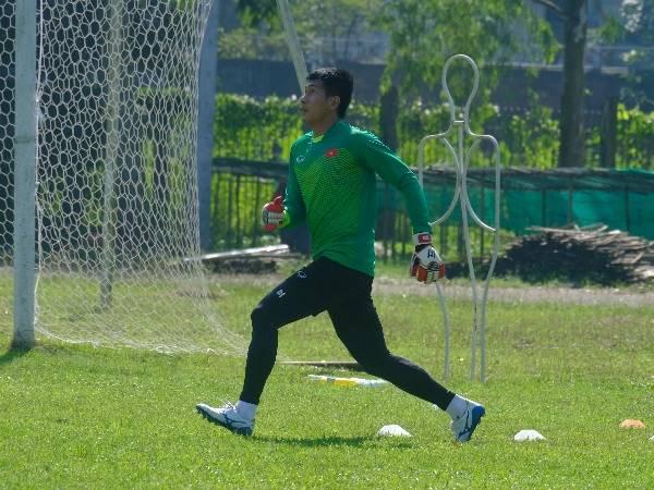 Bóng đá Việt Nam 20/5: Thủ môn ĐT Việt Nam được VFF đặc cách