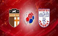 Dự đoán Shirak vs Ararat Yerevan, 18h30 ngày 4/6