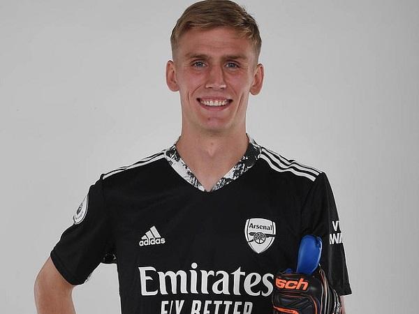 Tin Arsenal 22/9: Tân binh Alex Runarsson ra mắt
