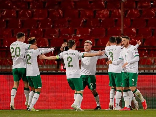 Dự đoán tỷ lệ Ireland vs Luxembourg (2h45 ngày 28/3)