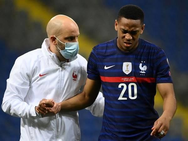 Tin bóng đá 31/3: Deschamps báo tin vui về trường hợp của Martial