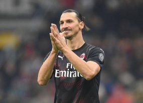 Tin chuyển nhượng trưa 23/4 : Ibra gia hạn hợp đồng với AC Milan
