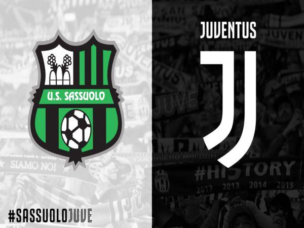 Nhận định, Soi kèo Sassuolo vs Juventus, 01h45 ngày 13/5 - Serie A