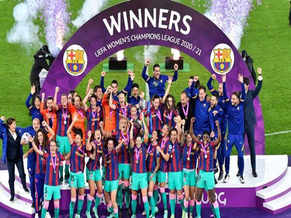 Tin bóng đá chiều 17/5: Đội nữ Barcelona vô địch Champions League