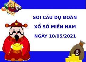 Soi cầu dự đoán XSMN Vip ngày 10/05/2021