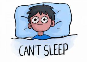 Mất ngủ thời thơ ấu có thể gây ra lo lắng về sau này trong cuộc sống