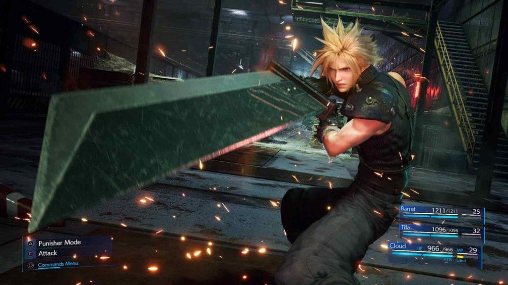 Hệ thống chiến đấu ATB của Final Fantasy ban đầu được lấy cảm hứng từ những chiếc xe đua