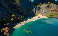 Fortnite thêm bản đồ dựa trên 'Old' của M. Night Shyamalan