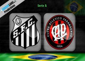 Soi kèo Santos vs Paranaense – 05h30 07/07/2021, VĐQG Brazil