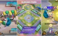 Pokemon Unite: Hướng dẫn đầy đủ đến công viên Auroma