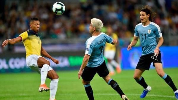 Nhận định uruguay vs ecuador 10/9