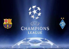 Tip kèo Barcelona vs Dinamo Kiev – 23h45 20/10, Cúp C1 Châu Âu